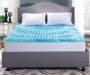 "3"" Queen Gel Memory Foam Mattress Topper"