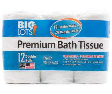 4 77. Paper Towels   Toilet Paper   Big Lots