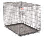Medium Dog Crate with Plastic Tray Silo Image
