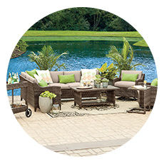 Augusta Patio Furniture Collection
