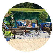 Pinehurst Patio Furniture Collection