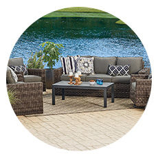 Shadow Creek Patio Furniture Collection