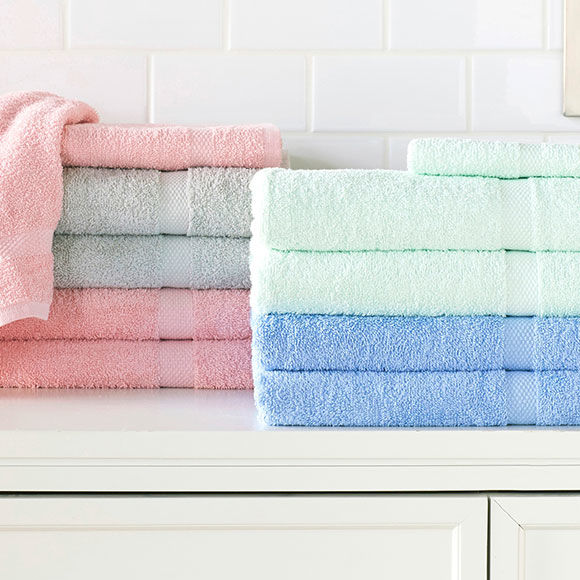 Shop Bath Towels and Accessories