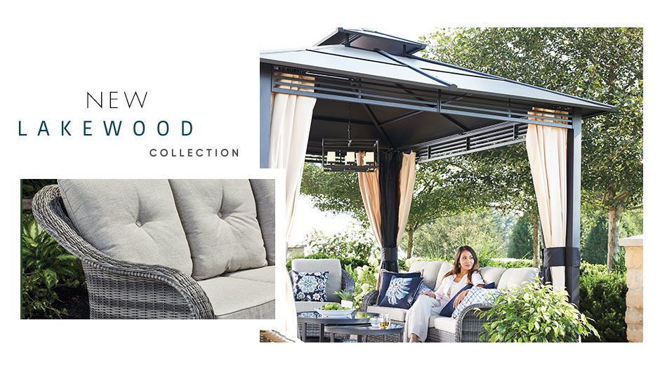 Shop the New Lakewood Collection