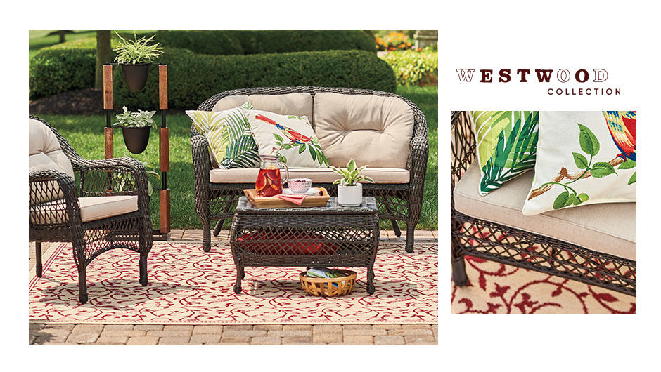 Shop the Westwood Patio Collection
