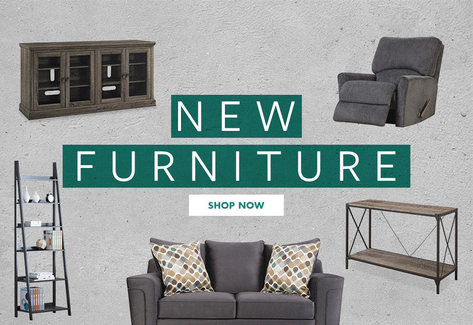 New Furniture.  Shop Now.