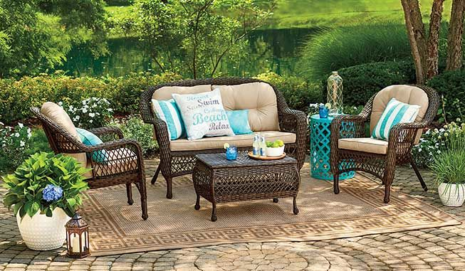 Westwood patio set