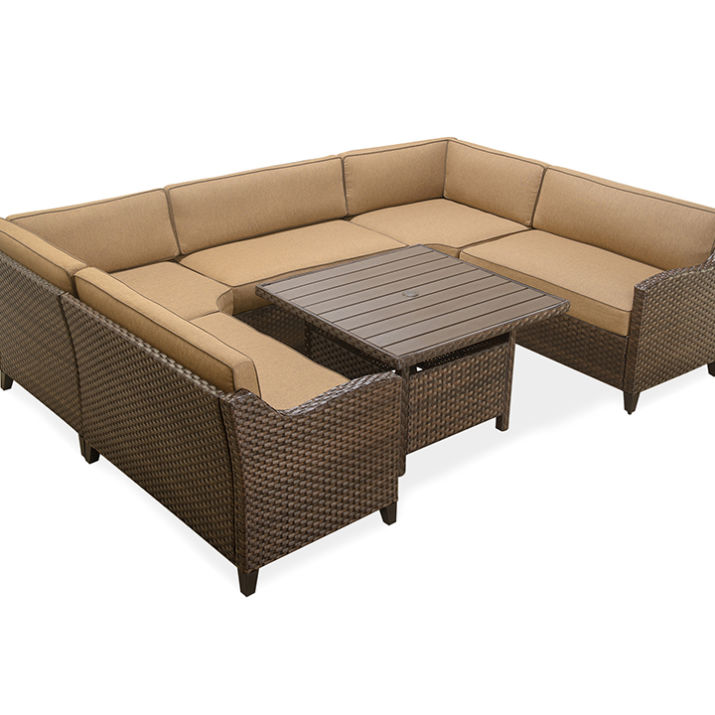 outdoor sectional sofa big lots home. Black Bedroom Furniture Sets. Home Design Ideas