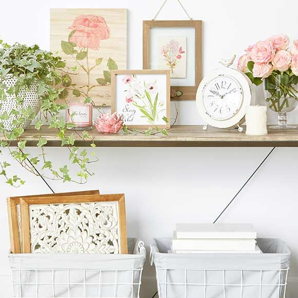 Spring Home Decor. Shop Home Inspiration.