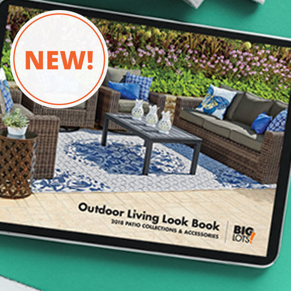 Browse Outdoor Living Look Book