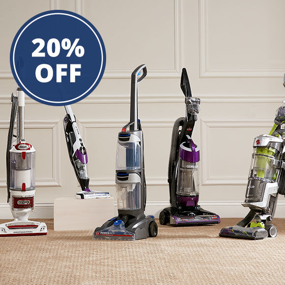 20 Percent Off Floor Care