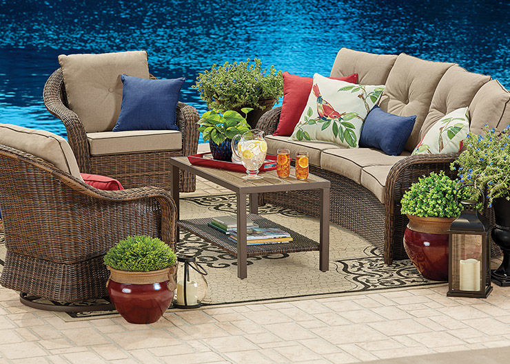 Save Up to 100 Dollars on Select Patio Furniture