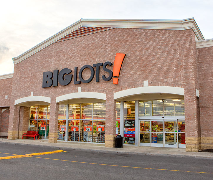 Big Lots is your neighborhood quality, discount retailer operating over 1, Big Lots stores in 48 states with product assortments in the merchandise categories of Furniture, Soft Home, Hard Home, Seasonal, Patio, Grocery, Consumables & Electronic Accessories.
