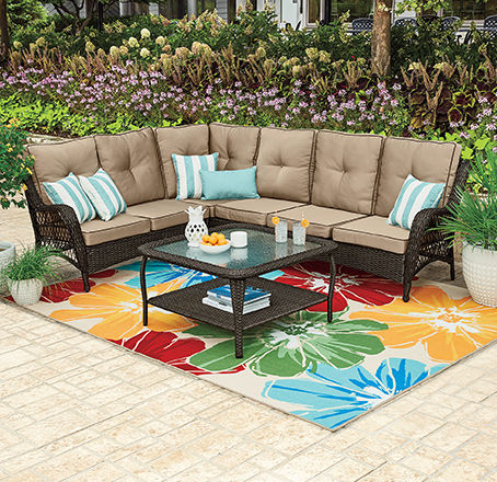 Outdoor, Seasonal and Patio Furniture