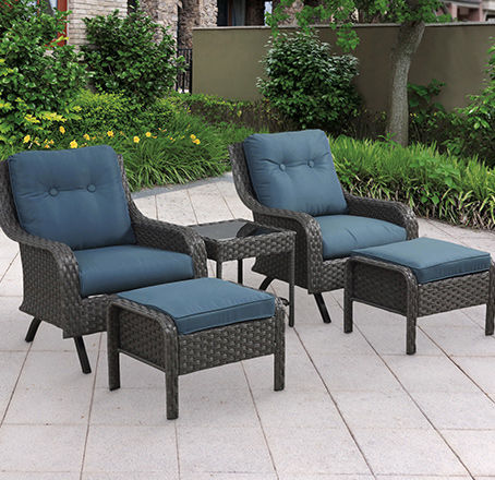 Small Size Patio Sets. Seats up to 2.
