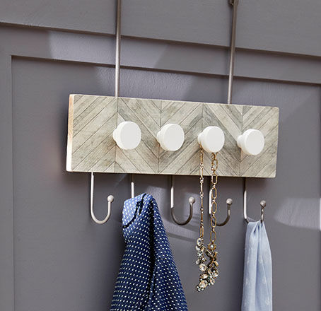 Hang It Up With Wall Hooks