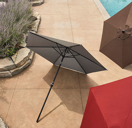 Outdoor Umbrellas Shopping Guide. Show Me