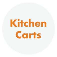 Kitchen Carts and Organization