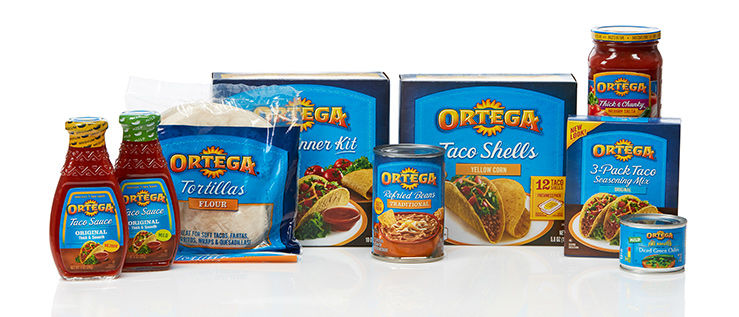 Ortega Hispanic Foods