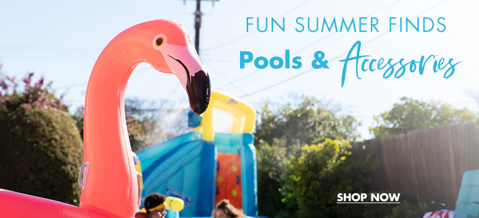 Fun Summer Finds Pools and Accessories