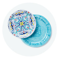 BOGO 50 Percent Off Outdoor DInnerware