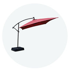 Price Cuts on Select Patio Umbrellas