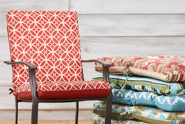 BOGO 50 Percent Off Patio Cushions