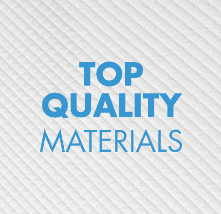 Top Quality Materials