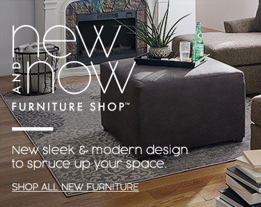 New and Now Furniture Shop. New Sleep modern design. Shop All New Furniture