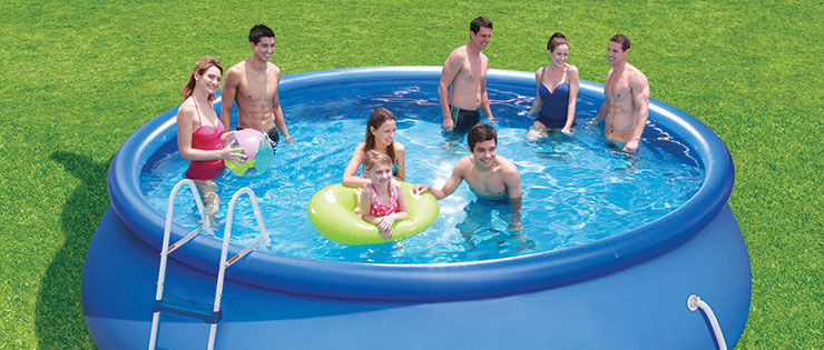 Seasonal Pools and Accessories
