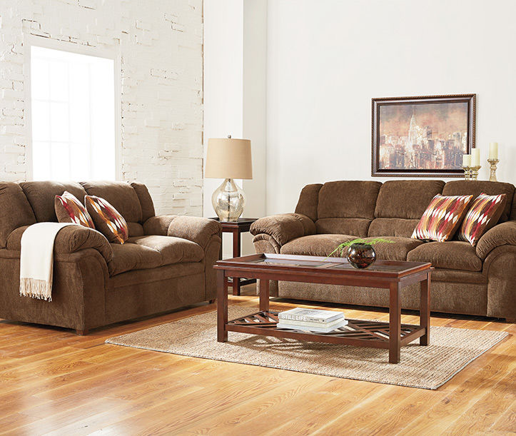 Verona Sofa and Loveseat Set