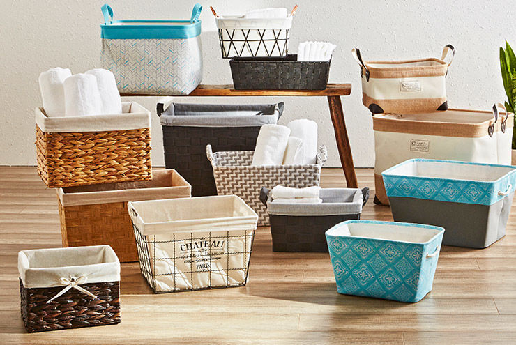 Home Storage. Shop Now.