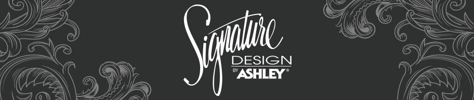 Signuature Design by Ashley, Ashley Furniture Industries, Inc.