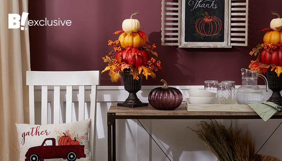 Autumn Essence Fall Decor Collection, a Big Lots Exclusive