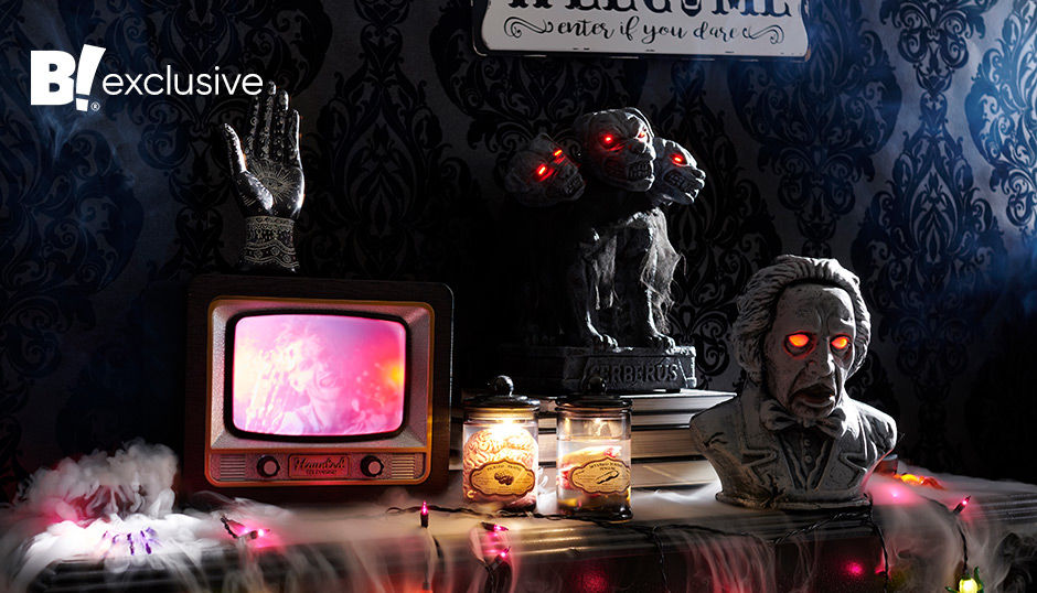 Haunted Hollow Halloween Decor Collection
