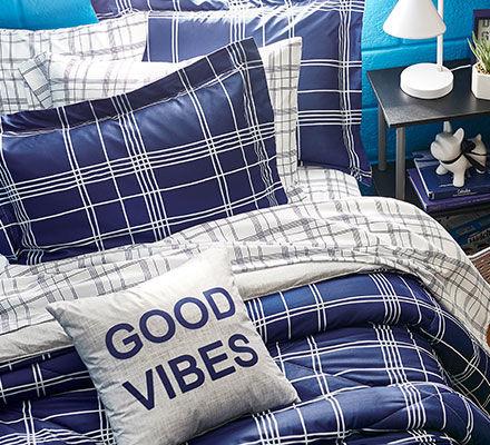 College Dorm Bedding