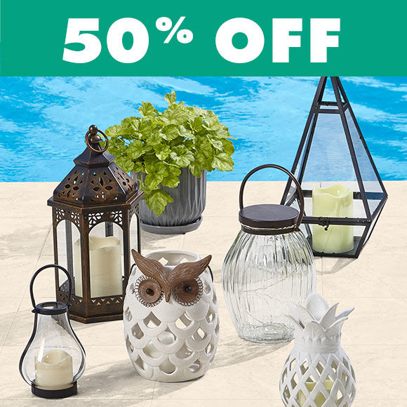 50 Percent Off Shop Outdoor Lighting