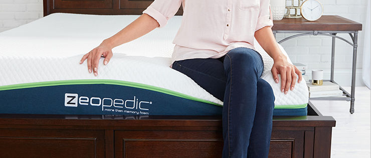 Zeopedic Mattress in a Box