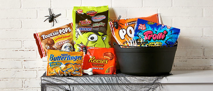 Halloween Candy at Great Low Prices