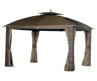 Windsor Grill Gazebo Replacement Canopy 5 X 8 Big Lots