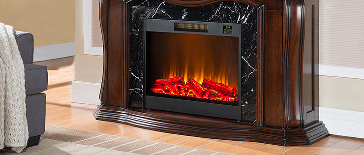 Fireplaces and Accent Furniture