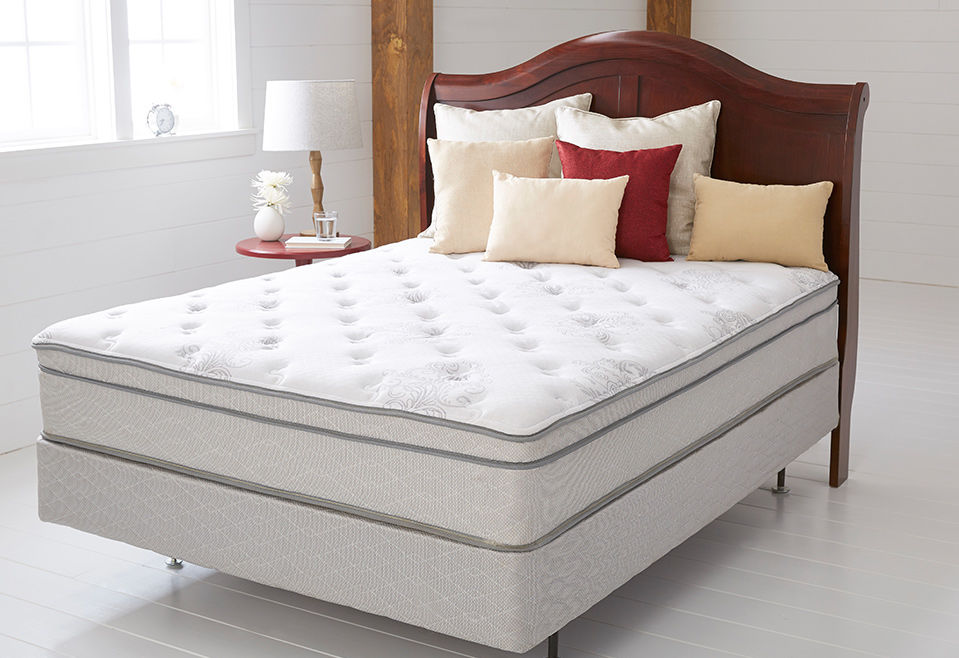 Save on All Full, Queen, and King Mattress Sets