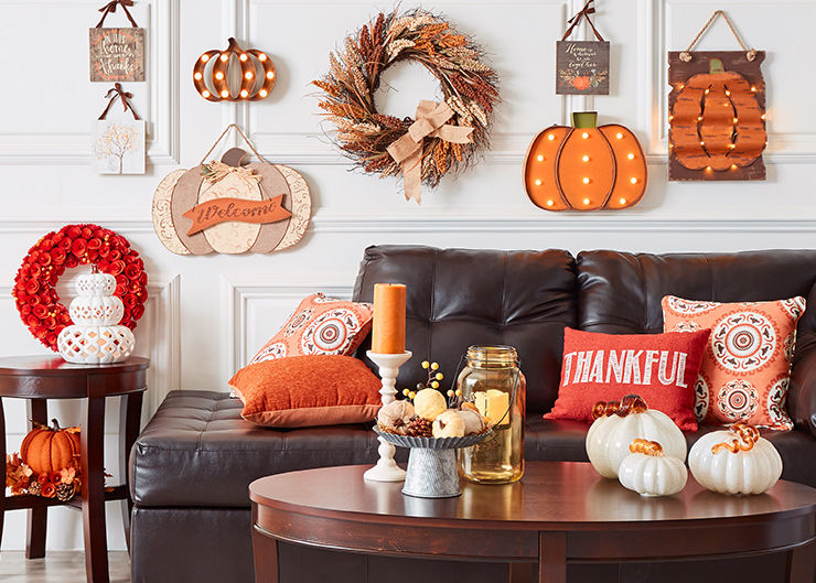 Harvest Decor