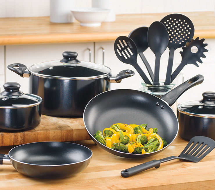 Kitchen Cookware Sets