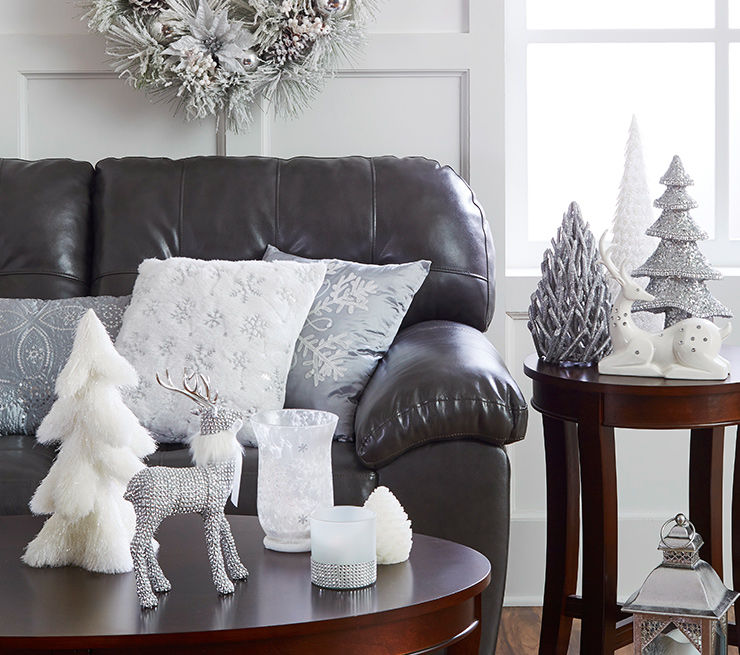 Shimmer Collection Holiday Decor