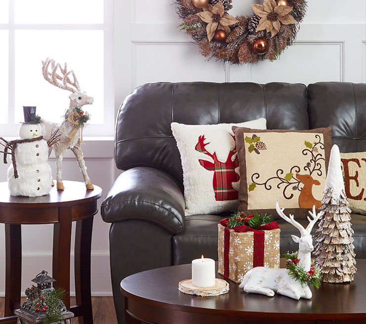 Woodland Collection Holiday Decor