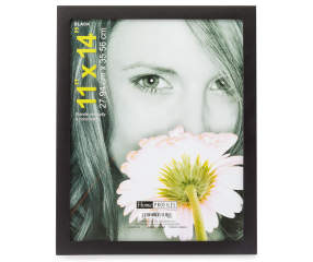 black linear picture frame 11 x 14 big lots
