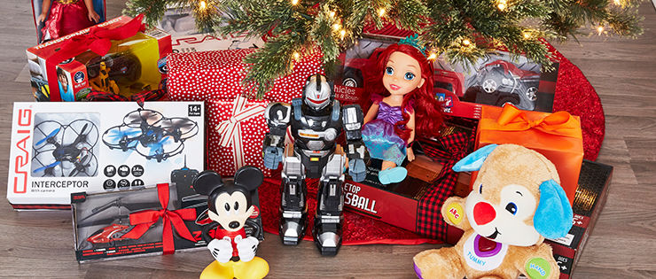 Drones, Dolls, and More. Shop Gifts for Kids/
