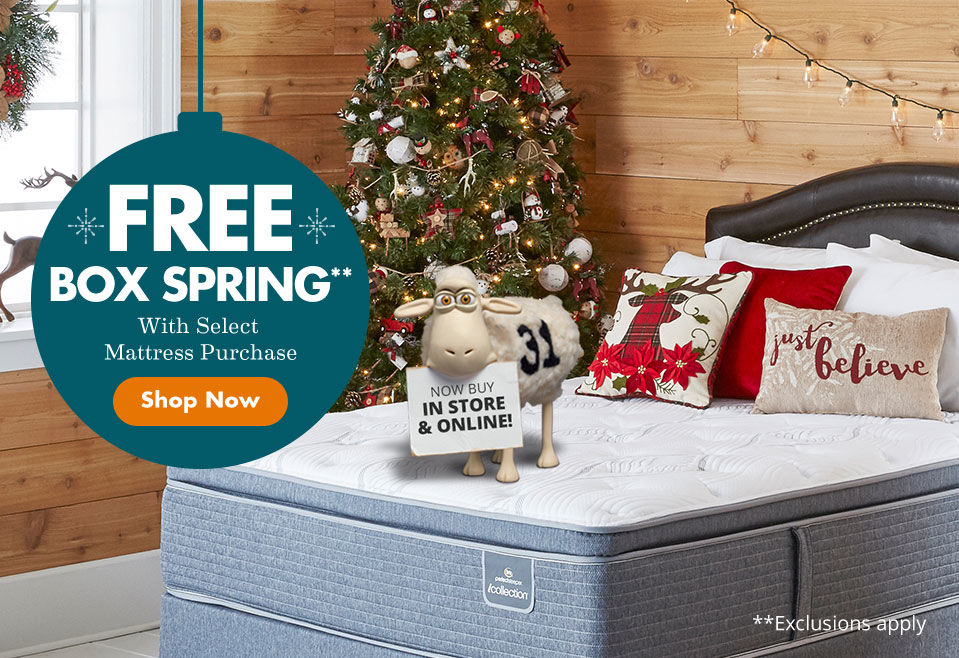 free box spring with select mattress purchase shop now - Big Lots Christmas Trees Sale