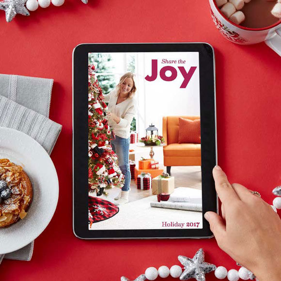 Browse Holiday Catalog